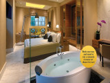 Enjoy Luxe Living in Hotel Fort Canning from SGD275