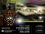 Spend the Ramadan in Vivatel Kuala Lumpur from RM368
