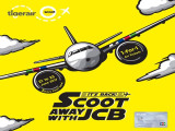 1-FOR-1 Promotion to All Destinations on Scoot & Tigerair Flights with UOB Card