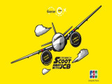 Fly with Scoot & Tigerair and Enjoy 1-FOR-1 Offer with JCB UOB Card