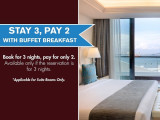 Stay 3, Pay 2 on your Stay in The Royale Chulan Penang