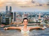 Singapore Summer Escape in Marina Bay Sands