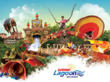 Buy 2 Adults Free 1 Adult in Sunway Lagoon with Firefly Airlines