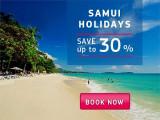 Enjoy Up to 30% Savings on your Samui Holiday with Centara