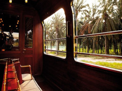 Explore Asia aboard the Eastern & Oriental Express Luxury Train with MasterCard