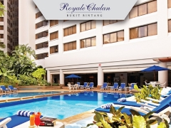 Great Deal Package in The Royale Chulan Bukit Bintang from RM288