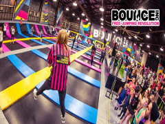 Enjoy 10% Off Admission Ticket in Bounce with NTUC Card