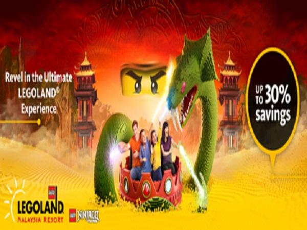 Credit Card Deals Exclusive Privileges At Legoland