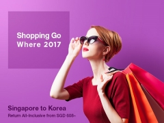 Go Shopping in Korea with Asiana Airlines from SGD608