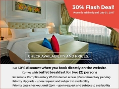 30% Flash Deal in Royale Chulan Damansara for Limited Time Only!