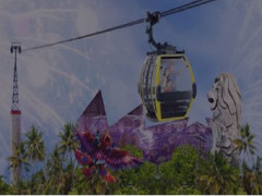 Enjoy Savings Up to 35% in Singapore Cable Car Ride with MasterCard