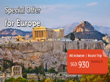 Fly with Turkish Airlines and Discover Europe from SGD930