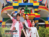 NTUC Exclusive | 10% OFF Rooms PLUS 2 Days LegoLand Tickets at the Price of 1 Day Ticket