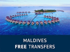Free Airport Transfer on your Stay in in Maldives with Centara Hotel