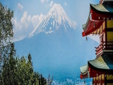 Singapore to Tokyo Coach Sale from SGD517 with Delta Air Lines