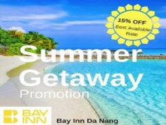 Summer Getaway Promotion in Bay Hotel Da Nang with 15% Off Best Available Rate