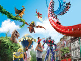 Get 2 Adult One Day Passes at S$134 in Universal Studios Singapore with UOB Card