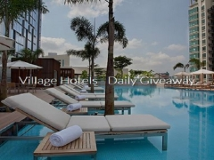 Village Hotels - Daily Giveaway Free Breakfast & Room Upgrade via Far East Hospitality