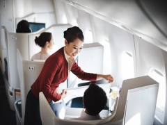 Special Business Class Advance Purchase Fares from SGD528 in Cathay Pacific