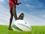 2018 Hong Kong Sevens Package onboard with Cathay Pacific