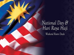 National Day and Hari Raya Haji Weekend Room Deals in Hotel Equatorial Melaka