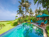 Celebrity Style in a Beachfront Villa with MasterCard