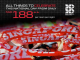 Celebrate Singapore National Day from SGD188 in Bay Hotel