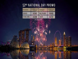 52nd National Day Flight Offers on Royal Brunei Airlines from SGD306