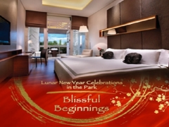 Lunar New Year Celebration in Hotel Fort Canning from SGD268