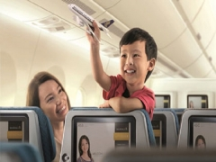 Economy Class Fare out of Singapore with UOB Card and Singapore Airlines