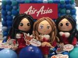 WIN Flights to Bandung, Cebu, Krabi and Kuching from AirAsia