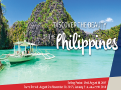 Fly to Manila and Do More with Philippine Airlines from SGD239