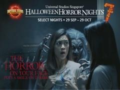 Enjoy The Halloween Horror Nights 7 at S$58* (U.P.S$68) in Resorts World Sentosa