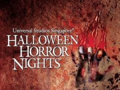 Early Bird Offer for Halloween Horror Night 7 in Resorts World Sentosa Exclusive for Maybank Cardholders