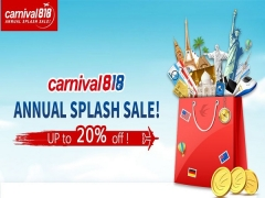 Annual Flash Sale with Up to 20% Off Flights on China Eastern Airlines