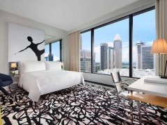 New Luxury in Singapore with JW Marriott Hotel Singapore South Beach