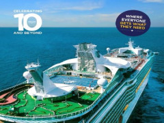 Win a 3-Night Weekend Getaway Cruise with Royal Caribbean Cruises Dynamic Trio Contest