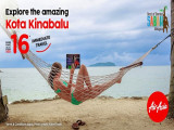 Explore Kota Kinabalu and Beyond with AirAsia from SGD16