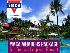 YMCA Singapore Members Package in Bintan Lagoon Resort from SGD148