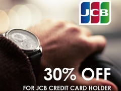 JCB Special Offer with 30% Savings on your Stay in Swiss-Belhotel