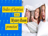 Mystery Room Promotion with Up to 41% Savings for your Stay in Furama Hotels