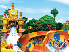 Enjoy 20% Off Admission Ticket to Sunway Lagoon with Firefly Airlines Boarding Pass