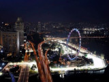 Singapore Night Race Stamford Experience in Marina Mandarin