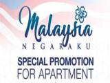 Malaysia Negaraku: Apartment Special Promotion in Royale Chulan Kuala Lumpur