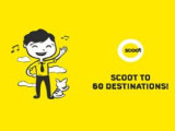 20% Off Economy and ScootBiz Fares to 60 Scoot Destinations with HSBC Card