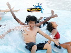OCBC Cardholders Exclusive Offer in Wild Wild Wet @ Downtown East