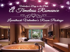 Valentine's Day in the Park Offer in Hotel Fort Canning from SGD395