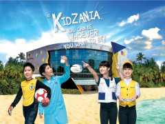 The Silver Package Offer in KidZania Singapore Exclusive for Senior Citizens
