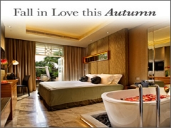 Fall in Love this Autumn from SGD285 in Hotel Fort Canning