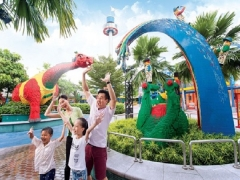 Online Travel Fair in Legoland Malaysia with more than 30% Savings